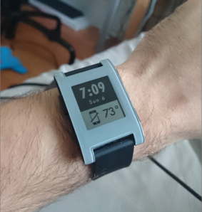 How my Pebble usually connects to my Moto X (or doesn't)